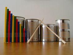 Toothbrush Holder, Blog, Bricolage, Orchestra, Drum, Children, Toothbrush Holders, Blogging