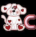 C ~ GIF S Gif, The Letter Y, Alfabeto Animal, Cute Alphabet, Different Fonts, Safari, Minnie Mouse, Disney Characters, Fictional Characters