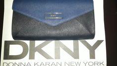Bolsa #DKNY#negrayazul Excelente precio