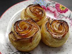 La rose feuilletée aux pommes : une recette rapide et facile à faire! Elle épatera vos invités qui vont en plus se régaler! À tester d'urgence