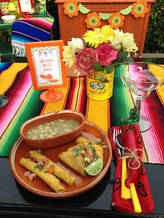 Fiesta Party Ideas!  See more party ideas at CatchMyParty.com!