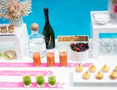 Hawaiian Wedding Brunch - Inspired By This - Stylized photo-shoot