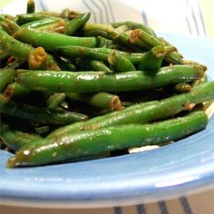 """Chinese Green Bean Stir-Fry   """" have always love this dish when eating out at Chinese restaurants. It was really great to discover this recipe so that I could make it at home whenever I want."""""""