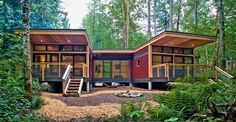 Prefab homes are among some of the most unique structures in the world of home design. These houses, which are manufactured off-site before being placed on
