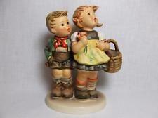 "Vtg Hummel Goebel ""To Market"" Figurine 49/0 TMK 5 tmk5"