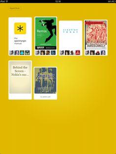 Openmargin lukuohjelma on e-kirjojen sosialiseen lukemiseen