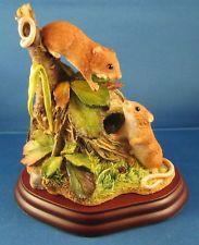 Border Fine Arts Mammals - HARVEST MICE