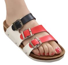 Women's Ladies Flat Soft Footed Keen Slippers Athletic Sandals * Continue to the product at the image link.