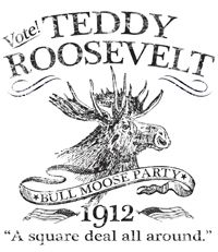We need more Republicans like Teddy Roosevelt- oh wait, he quit their party when they turned their backs on him.