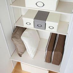 内部収納 棚受けレールセット | 無垢の木の棚、DIY通販 | 無垢の木のDIYショップ