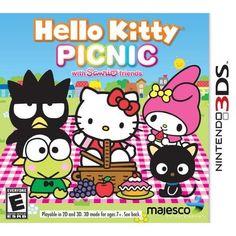 Hello Kitty Picnic (Nintendo 3DS)