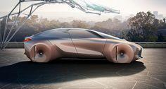 2016 BMW Next 100 Vision Concept