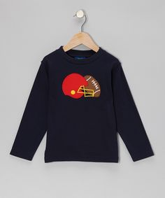 Blue Helmet Football Tee - Infant, Toddler & Boys | Daily deals for moms, babies and kids