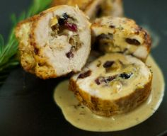 Chicken Stuffed with Brie and Walnuts – An Experiment | she cooks…he cleans