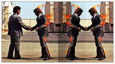 Deviations from Select Albums 2: 45. Pink Floyd - Wish You Were Here