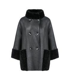 Shearling Coat, Fur Coat, Sheepskin Coat, Coat Patterns, Plus Size Fashion For Women, Winter Outfits, Winter Fashion, Fashion Dresses, Women Wear