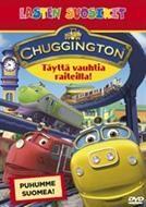 Chuggington 1 - Täyttä vauhtia raiteilla! (DVD) 9.95 €