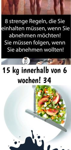 15 kg innerhalb von 6 wochen! 34 ,  #innerhalb #von #Wochen Beef, Chocolate Slim, Get Healthy, Food, Fitness, Healthy Dieting, How To Lose Weight, Rapid Weight Loss, Ketogenic Diet
