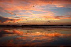 Good Morning East Texas!  Photo taken on Lake Sam Rayburn by @jenn_dunkin.