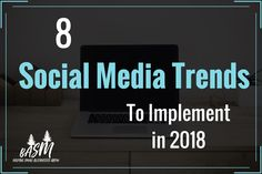 Social media is an ever-changing beast. The dominating platforms are constantly pumping out updates to make their apps better and new apps are being created every day to try and take a piece of the cake. There are also viral trends that come and go constantly and