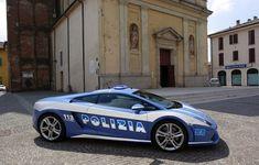 les 10 voitures de police les plus rapides du monde lamborghini gallardo lp560 4   Les 10 voitures de police les plus rapides du monde   voi...