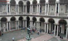 Cuadros de la Pinacoteca di Brera sufrieron daños por intenso frío