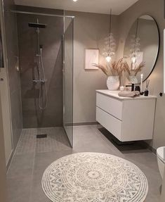 Bad Inspiration, Bathroom Inspiration, Home Decor Inspiration, Home Room Design, House Design, Interior Design Career, Bathroom Design Luxury, Online Furniture Stores, Furniture Shopping