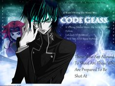 Code Geass: Lelouch Quotes Pic by Kimisary.deviantart.com on @deviantART