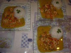 Moqueca de Camarao (crevettes)