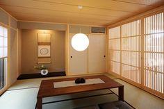 眺めの良い和室