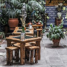 Une journée à Cordoue – Salon de thé en andalousie