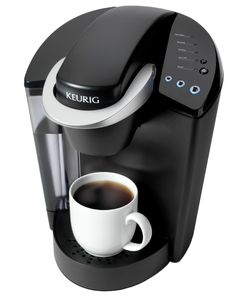 The Keurig Elite Single Cup Coffee Maker is Keurig gourmet home brewing at a price that fits most budgets. The Elite Brewing System, the most affordably. Single Cup Coffee Maker, Pod Coffee Makers, Best Coffee Maker, Single Serve Coffee, Coffee Pods, Coffee Lovers, Coffee Beans, Just In Case, Gourmet