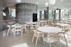 SEB Bank Headquarters, Copenhagen | She Said by Mattiazzi