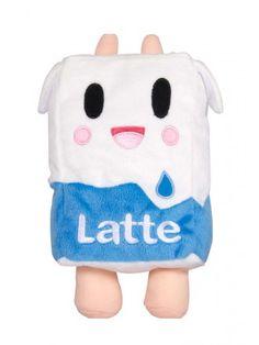 #Latte #Moofia Plush