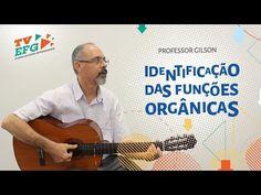 Aula de Química /Identificação das Funções Orgânicas / Prof. Gilson - Escola do Sebrae - YouTube