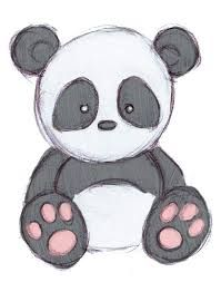 Cute Panda by ItzAmandaYay on deviantART - the . Cute Panda by ItzAmandaYay on deviantART – Doodle Drawings, Art Drawings Sketches, Cartoon Drawings, Easy Drawings, Doodle Art, Cute Panda Drawing, Bear Drawing, Cute Animal Drawings, Drawing Animals