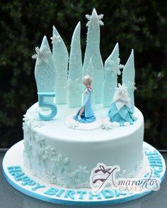 Frozen birthday cake perth, Olaf birthday cake, cake decorator perth ...