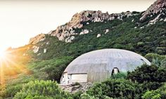 Amazing bubble-shaped Binishell domes are the buildings of the future