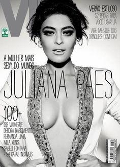 Juliana Paes, Débora Nascimento, Nicole Bahls e Isis Valverde: Revista divulga lista e fotos das dez mais sexy de 2012