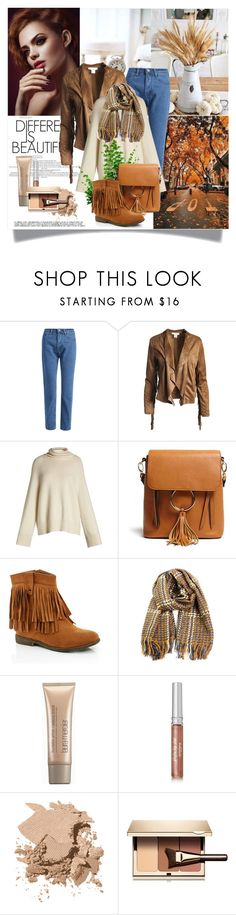 """""""Casual layers"""" by snje2105 ❤ liked on Polyvore featuring Sans Souci, The Row, Forever 21, Lady Godiva, Laura Mercier, Sisley, Bobbi Brown Cosmetics, Clarins, CasualChic and layers"""