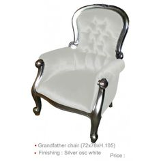 chaise style baroque montreal