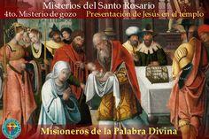 MISIONEROS DE LA PALABRA DIVINA: MISTERIOS DEL SANTO ROSARIO - ESPIRITUALIDAD
