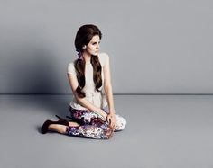 .Lana del Rey for H & M Fall'12.