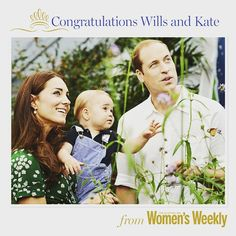 #BREAKING: IT'S A PRINCESS for #kateandwilliam. Congratulations on the birth of the second #royalbaby. Both mum and bub are said to be doing well! Full details of the baby girls weight and birth in profile link and aww.com.au #royalbaby2 #royalbabywatch