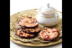 Marokánky | Apetitonline.cz Crinkles, Christmas Cookies, Biscuits, Sweet Tooth, Muffin, Paleo, Menu, Sweets, Vegan