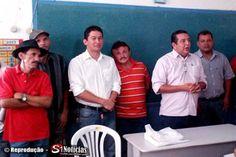 Os prefeitos das cidades paraibanas Água Branca, Tarcísio Firmino, e Juru, Luis Galvão, firmaram um acordo para ampliar e melhorar o açude localizado no Sítio Glória que pertence aos dois municípios.