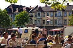 Marktplatz Erlangen