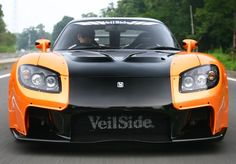 Mazda RX-7 kit fortune by Veilside