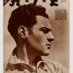 T. MODOTTI (1896-1942), Portrait d'Antonio Mella, couverture de la revue AIZ, n°3, 1932