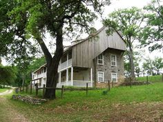 The Kreische Brewery was built in the 1840s by German immigrant H.L. Kreische, his home and the ruins of the old brewery can be appreciated at the Monument Hill & Kreische Brewery State Historic Sites.